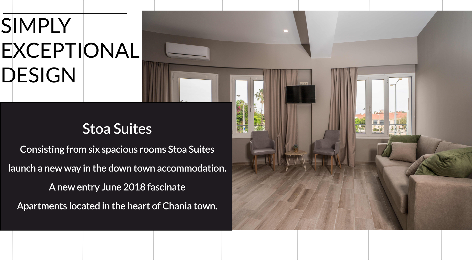 Stoa Suites exceptional